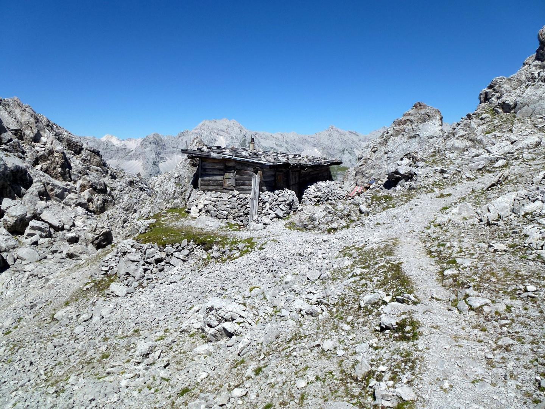 Die Geier Walli Hütte