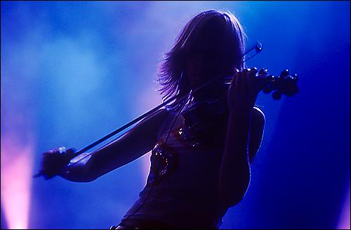 Die Geige von Beth Gibbons