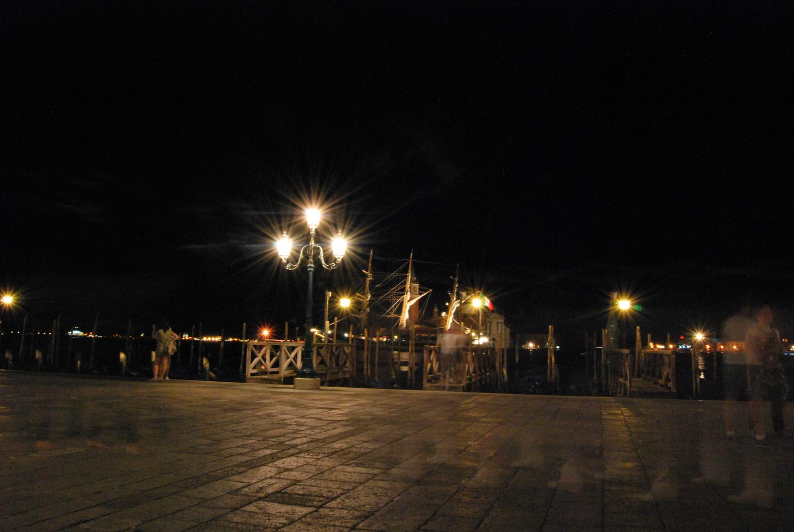 Die Geisterstadt Venedig
