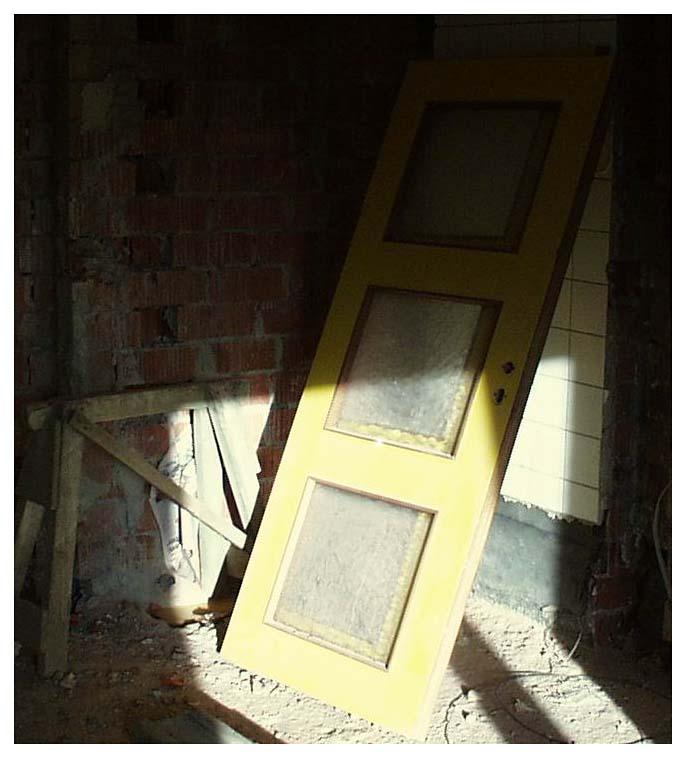 Die gelbe Tür von axel-sh