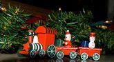 Die Geschenke kommen.....mit der Bahn! von Angelika Lebato