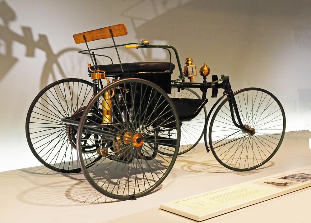Automobil Geschichte