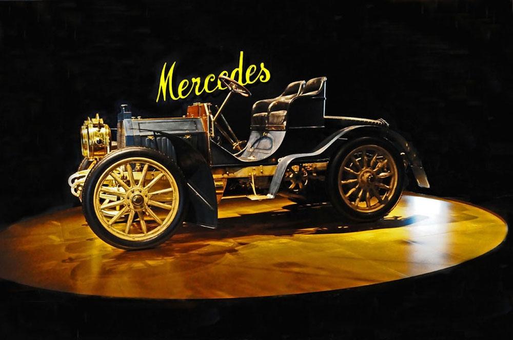 Die Geschichte des Automobils IV
