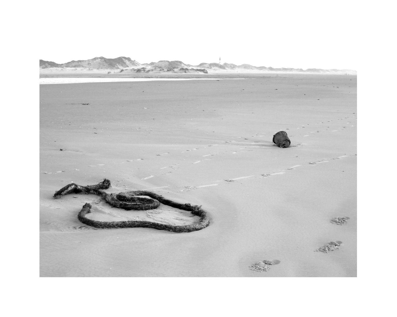 Die Geschichte vom Eimer und dem armen Seil