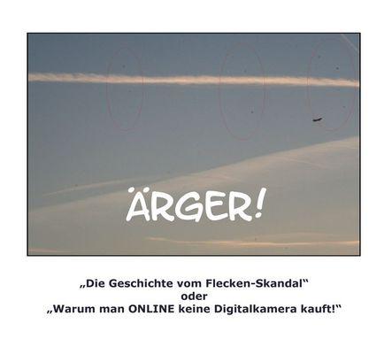 """""""Die Geschichte vom Flecken-Skandal"""""""