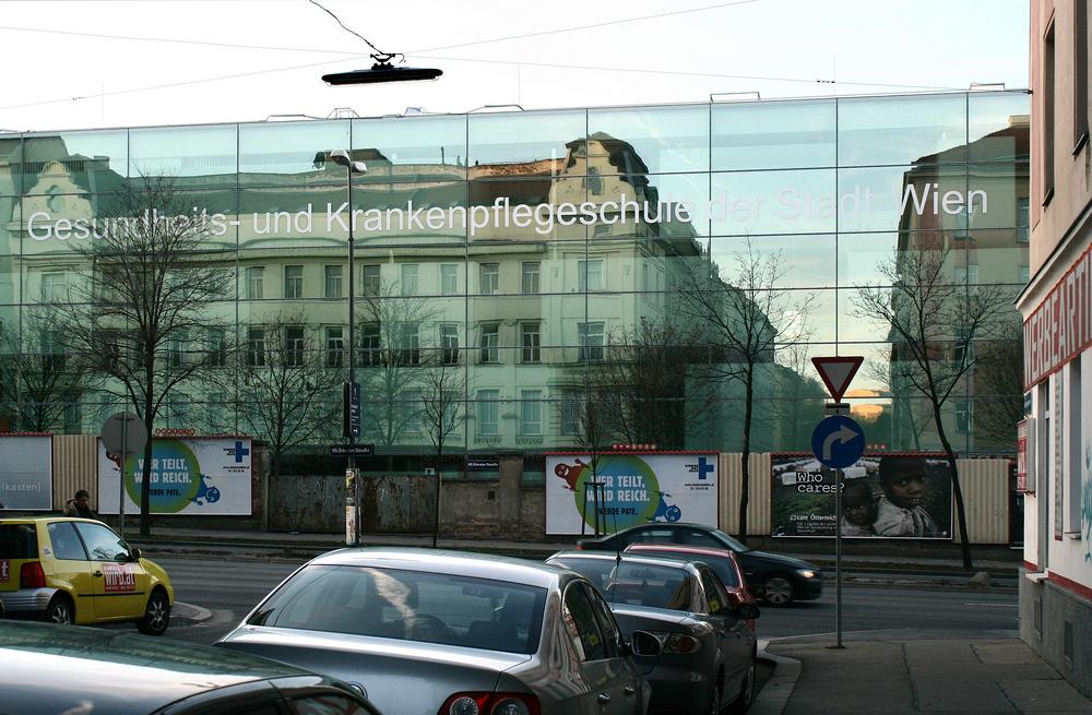 Die Gesundheits- und Krankenpflegeschule der Stadt Wien