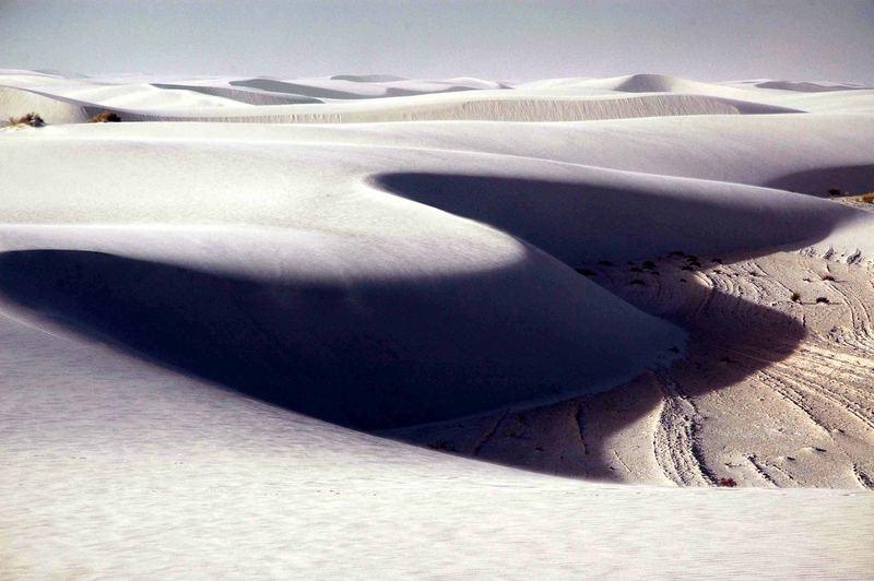 Die Gipsdünen von White Sands 2