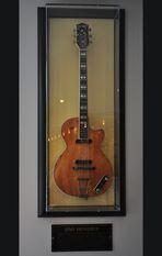 Die Gitarre von Hofner.... (Made in Germany)