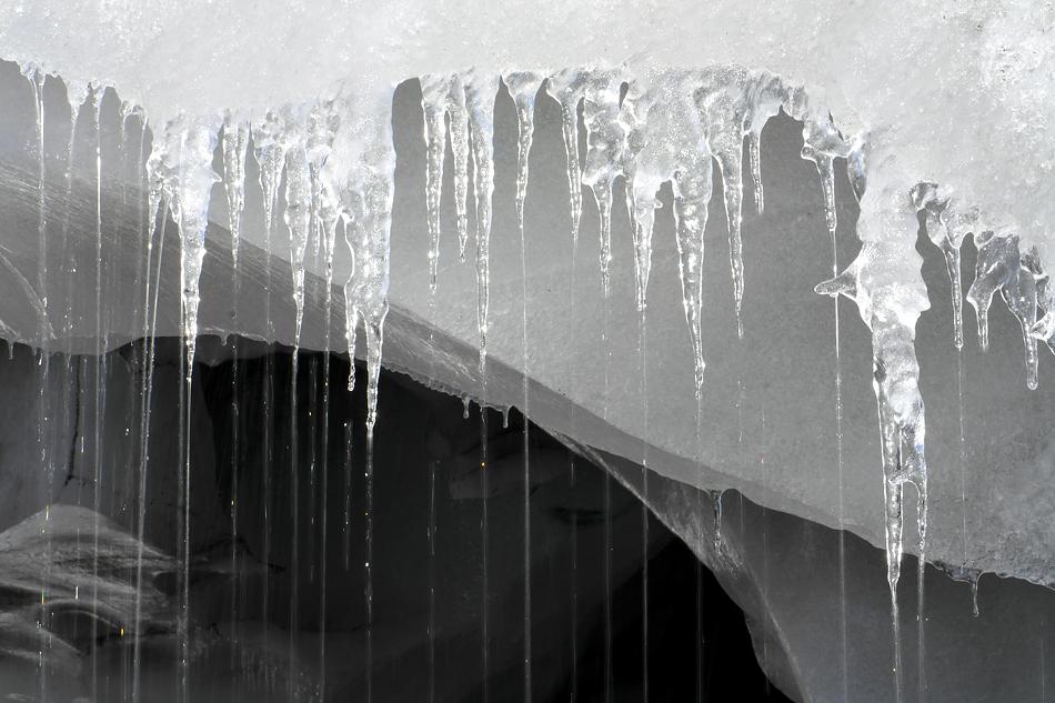 Die Gletscherschmelze