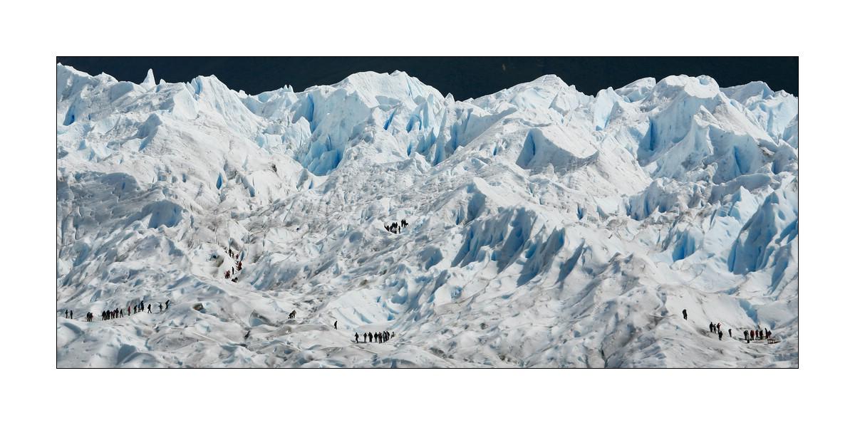 Die Gletscherwanderung