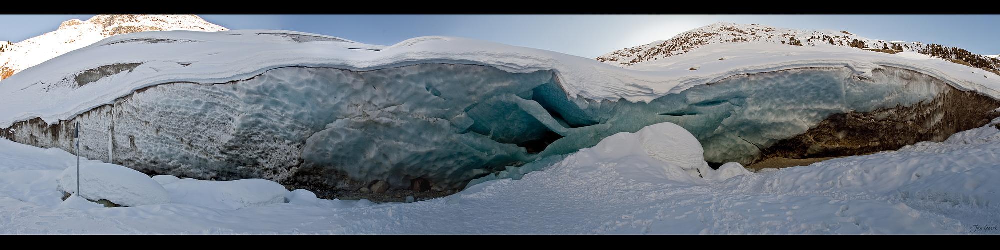 Die Gletscherwelle