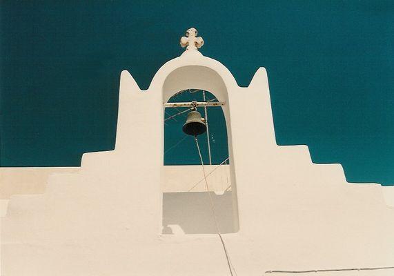 Die Glocken von Santorini