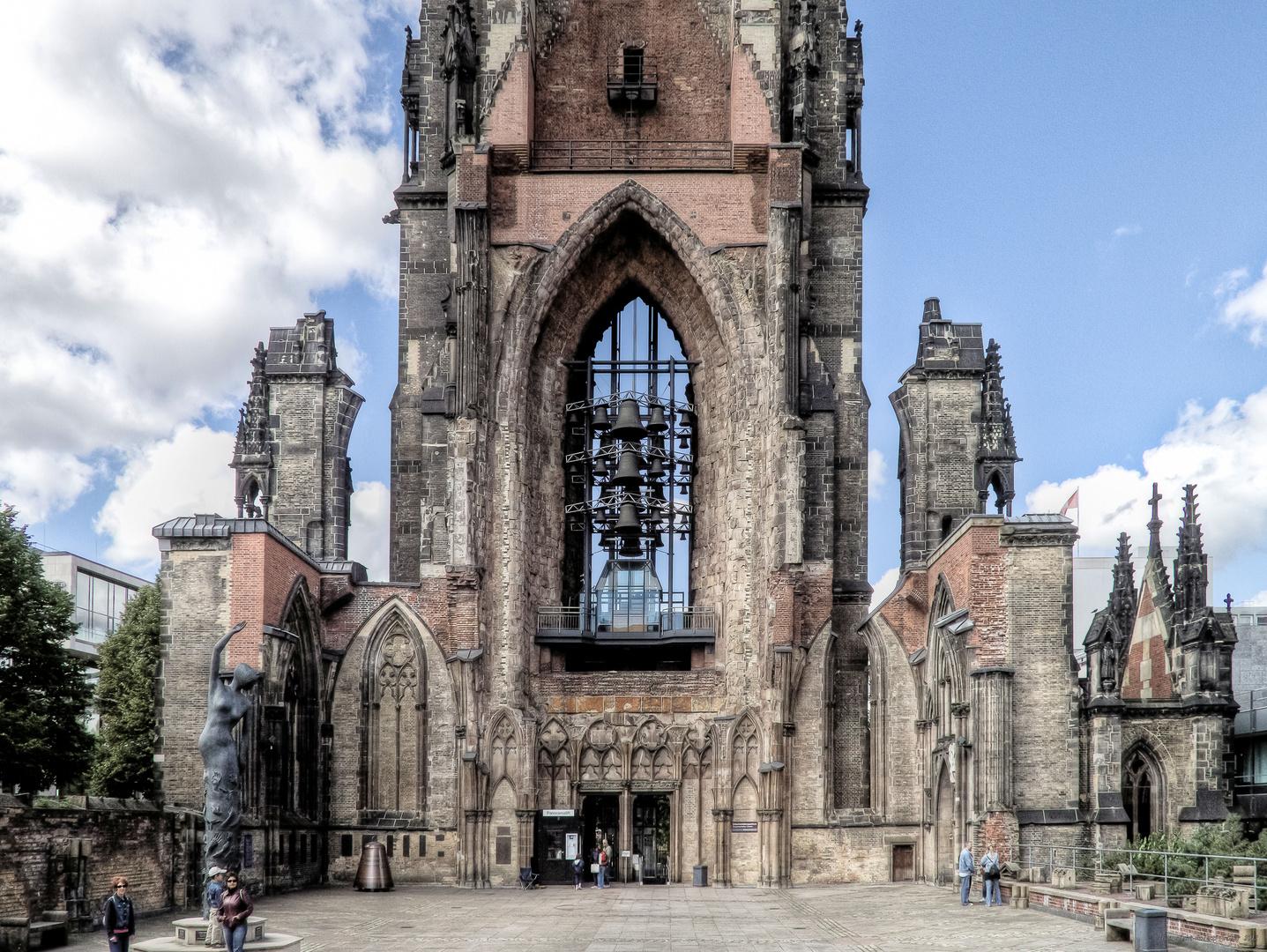 Die Glocken von St . Nikolai