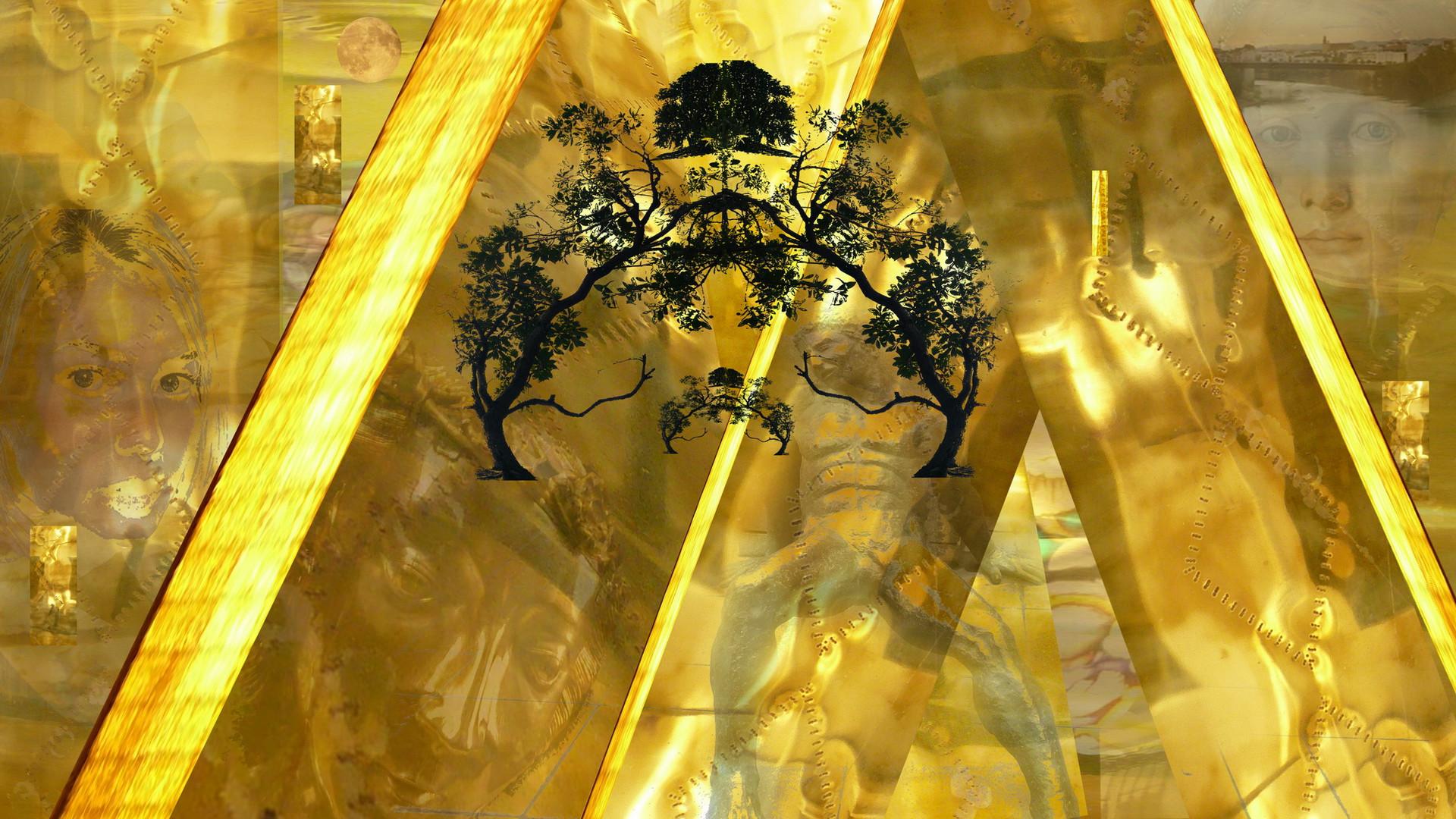 die goldene Klebe