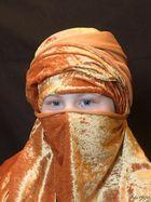 Die goldene Tuareg