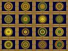 Die goldenen Kaleidoscope