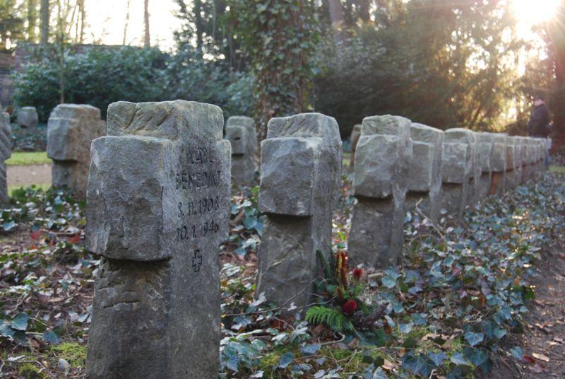 die Gräber