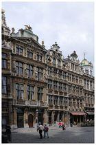 Die Grand-Place (Grote Markt) - Brüssel
