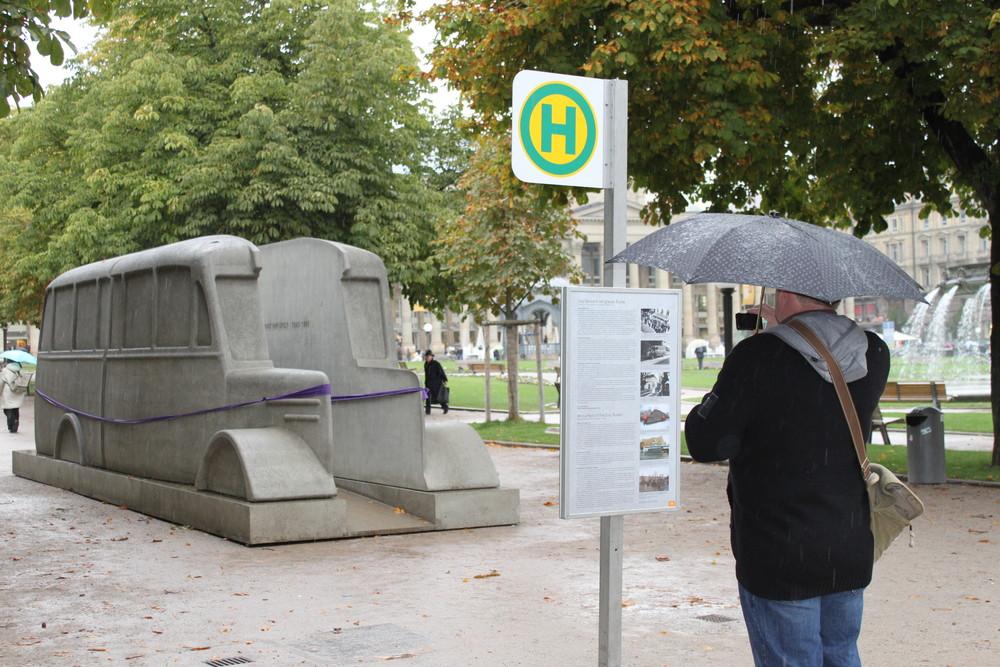 Die Grauen Busse Wohin ? Stuttgart 09