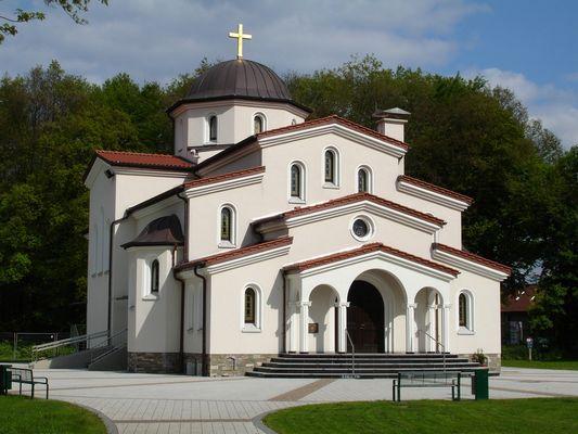 Die Griechische Kirche in Herten