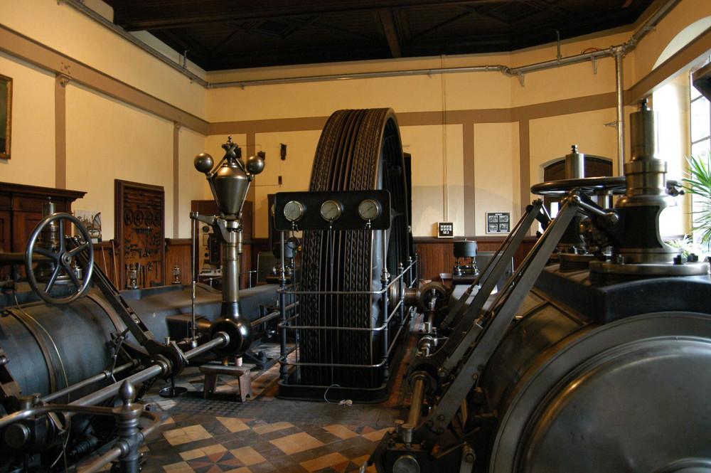 Die größte Dampfmaschine des Bergischen Landes 2