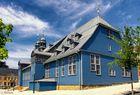 - die grösste Holzkirche Europas -