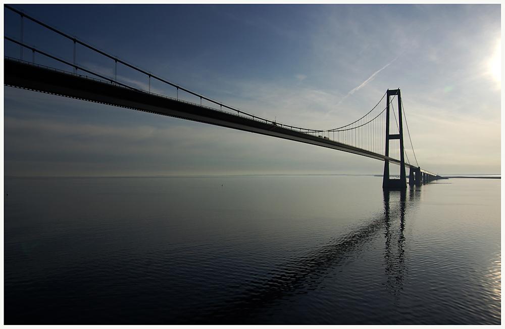 Die große Beltbrücke