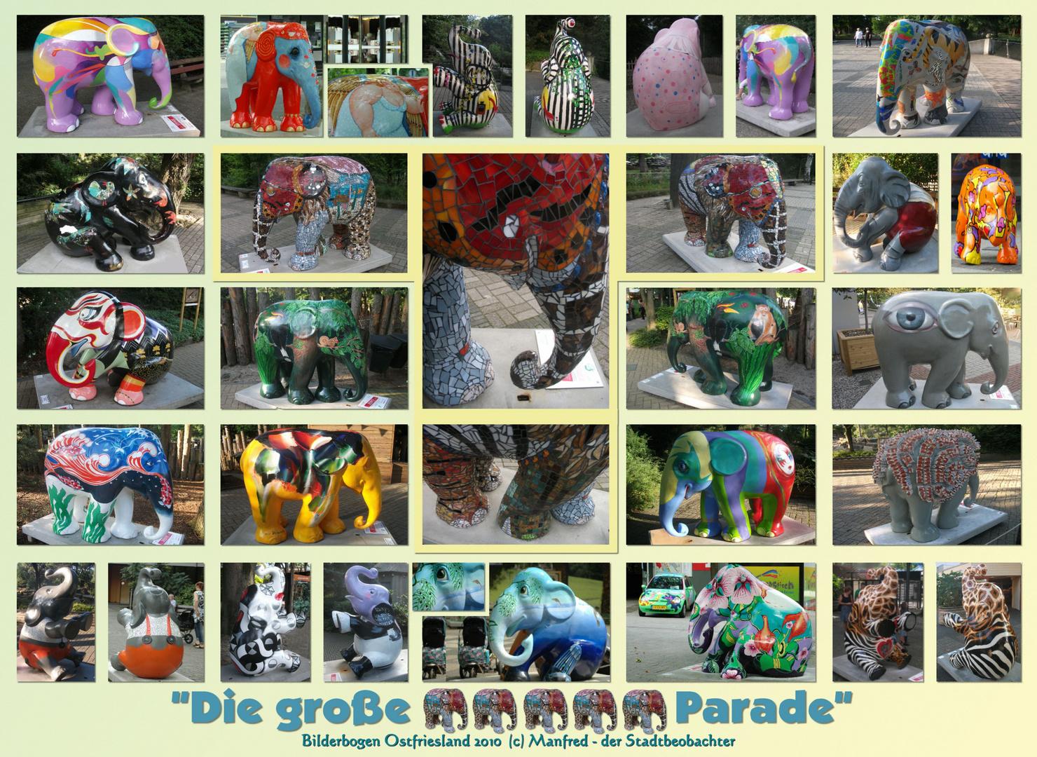 Die große Elefanten-Parade (1v2)