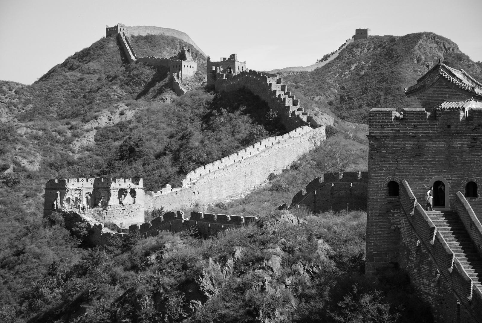 Die große Mauer II