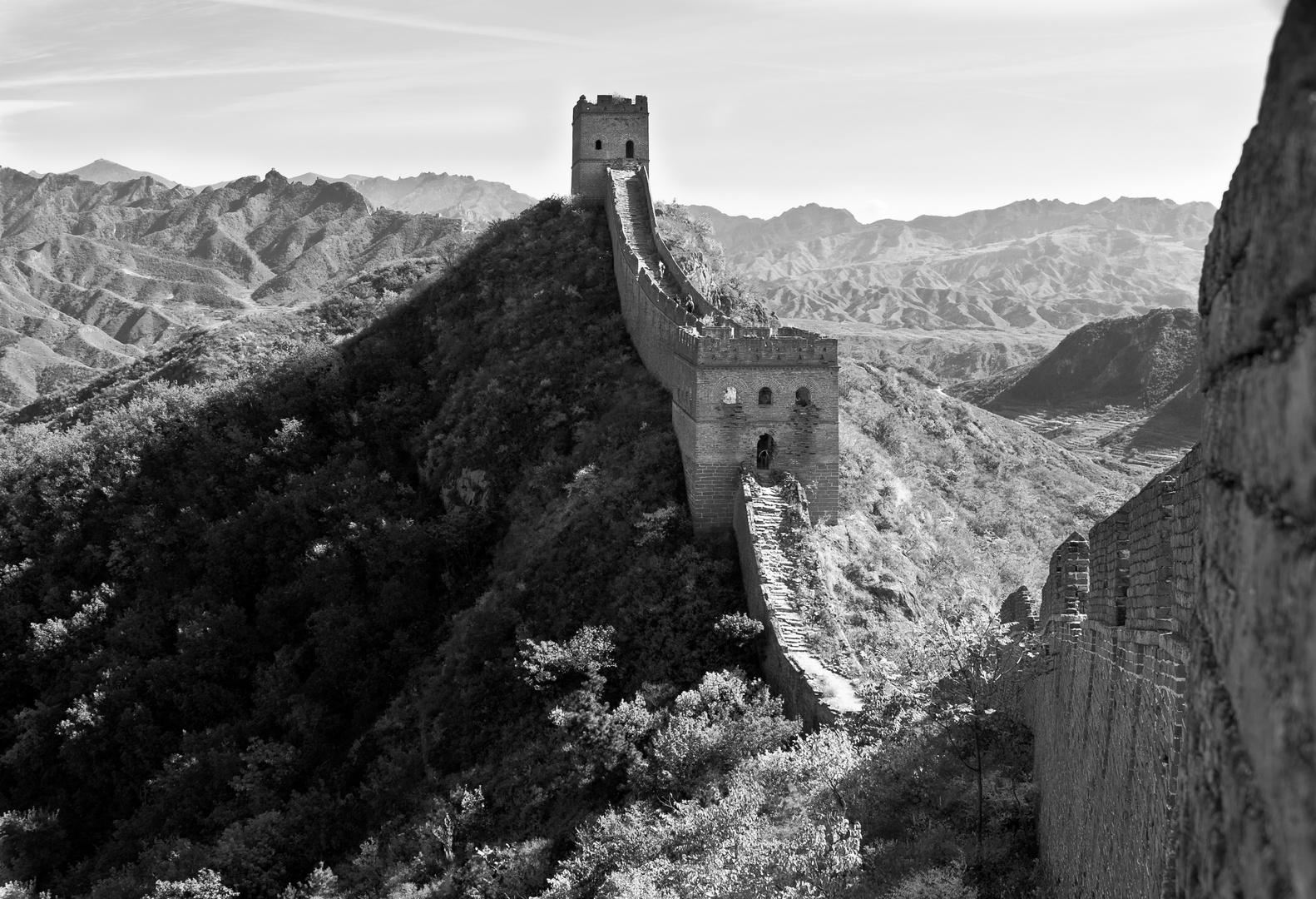 Die große Mauer IV