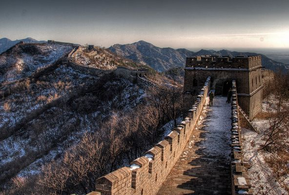 Die Grosse Mauer, the ultimate great wall