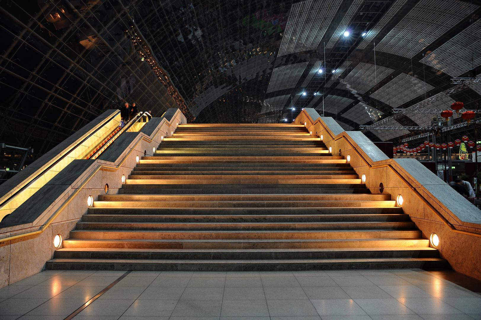 Die große Treppe