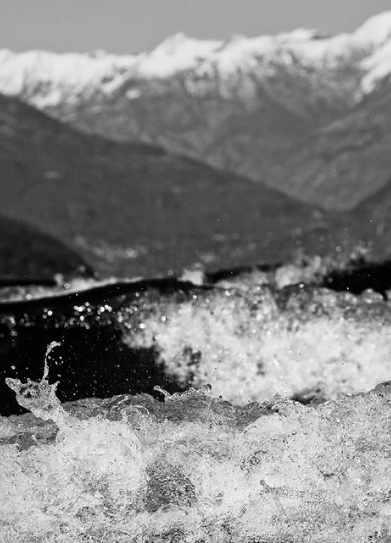 Die große Welle ...
