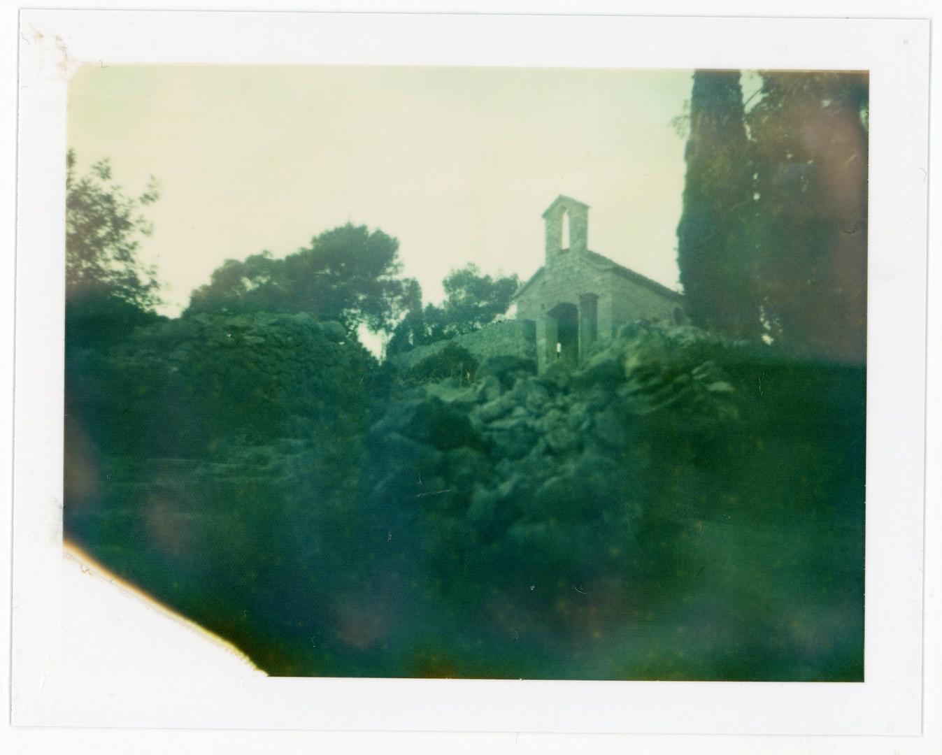 die grüne Kirche