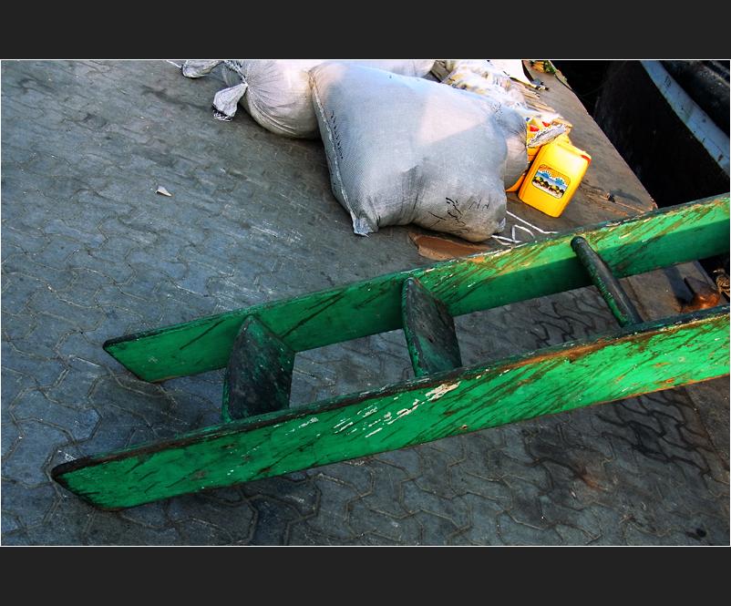 Die grüne Leiter
