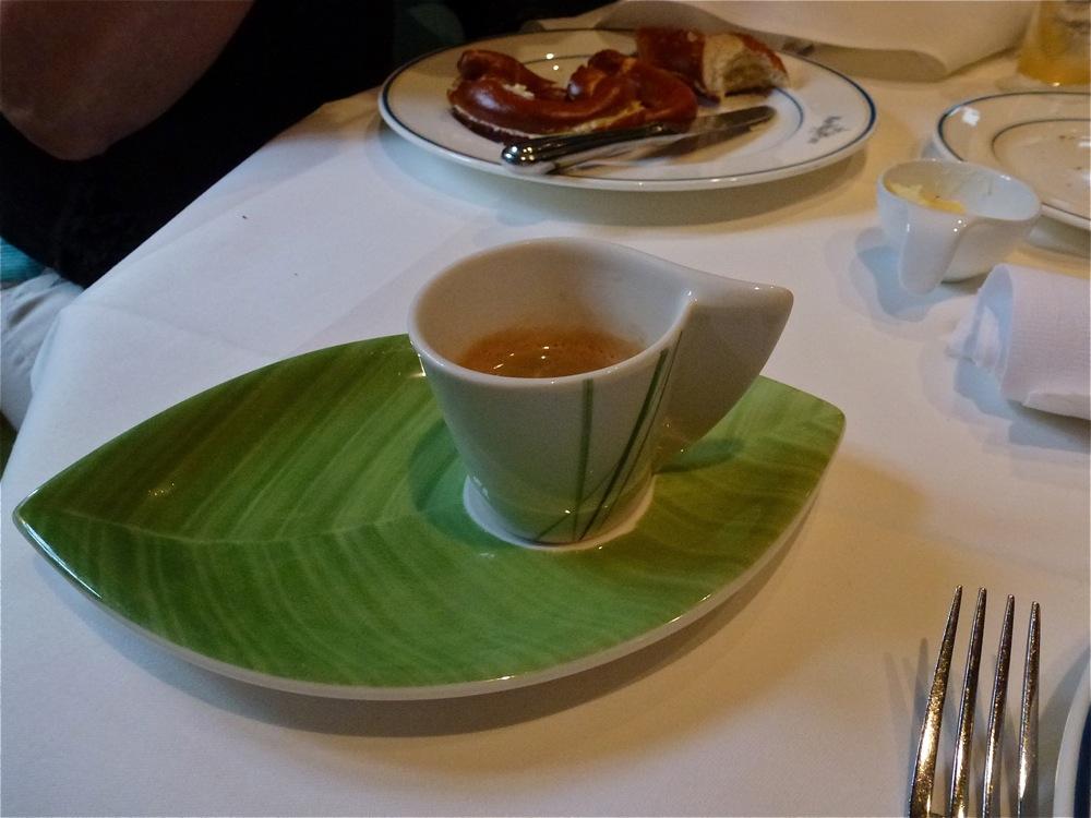 Die grüne Tasse