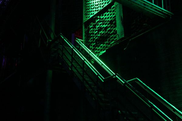 Die Grüne Treppe