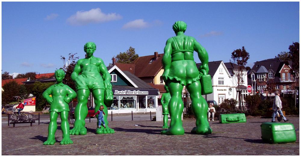 ... die grünen Riesen ( 1 )
