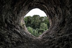 die Grürmannshöhle...