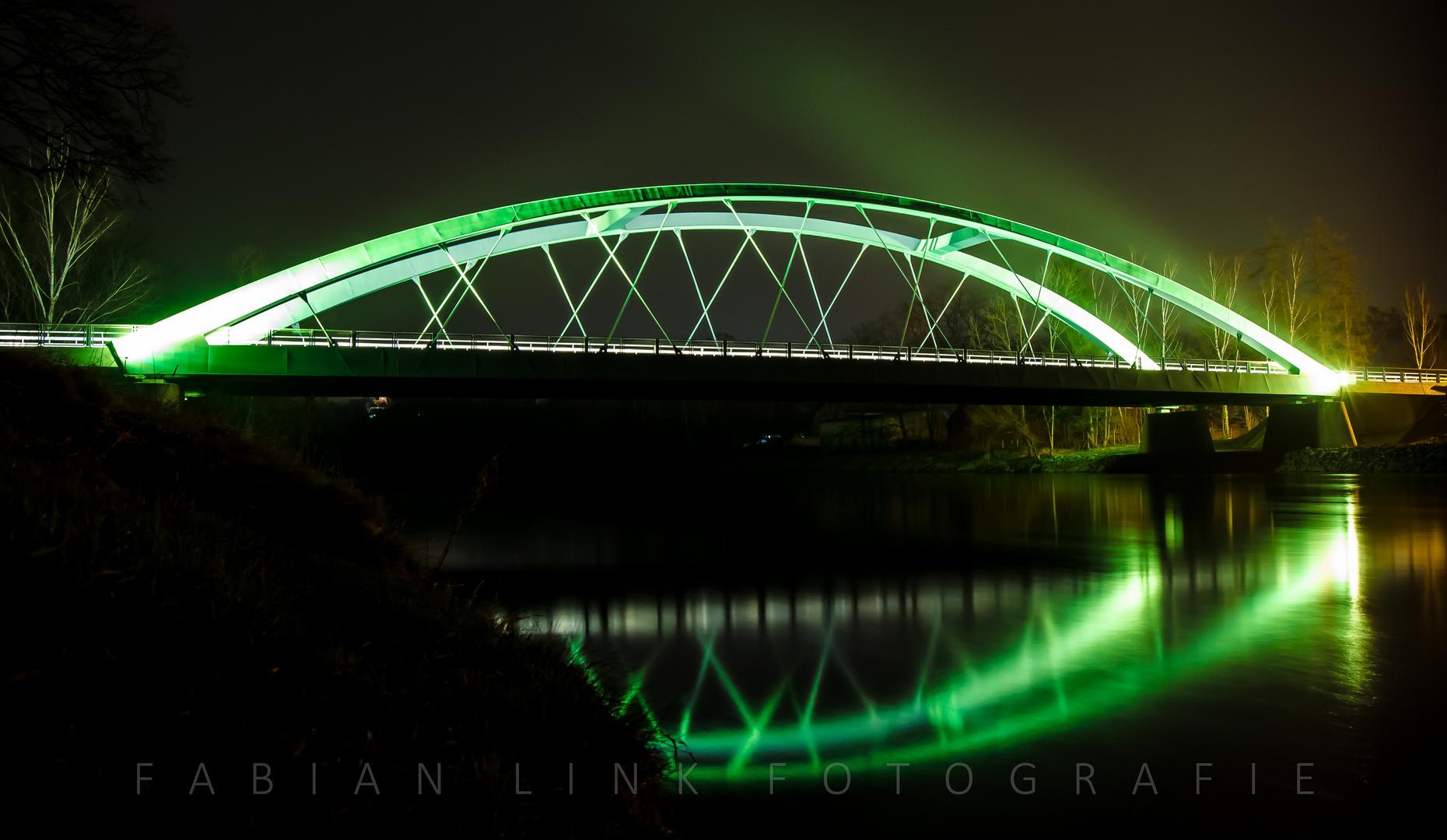 Die Günzburger Donaubrücke