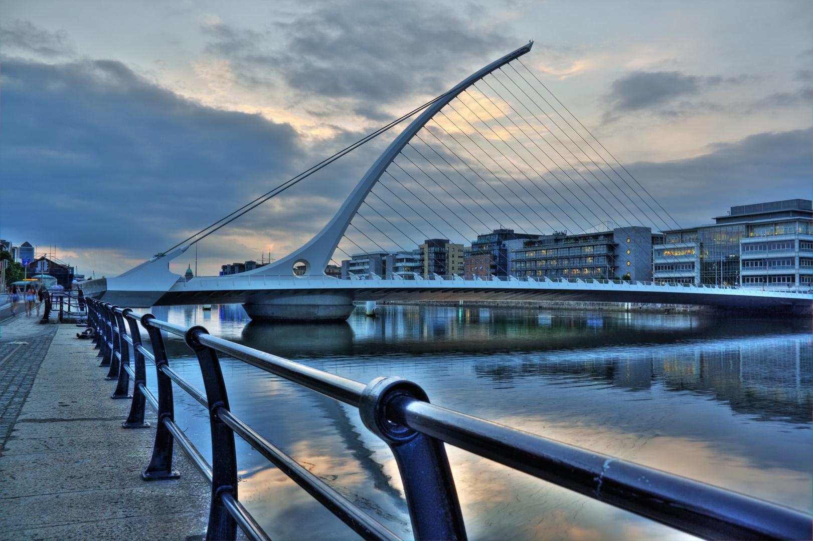 "Die ""Guinness""-Bridge in Dublin"