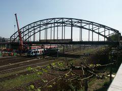 Die gute alte Gablenzbrücke in Kiel