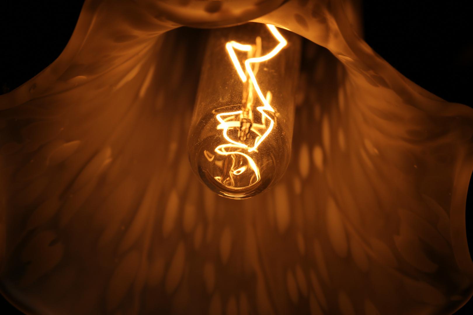 Die gute alte Glühbirne