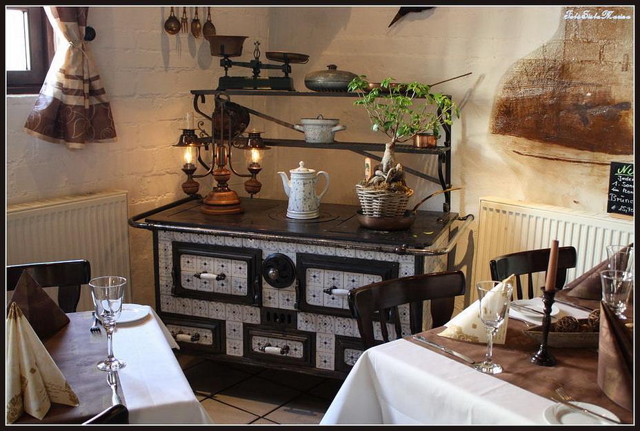 Die gute alte Küche*