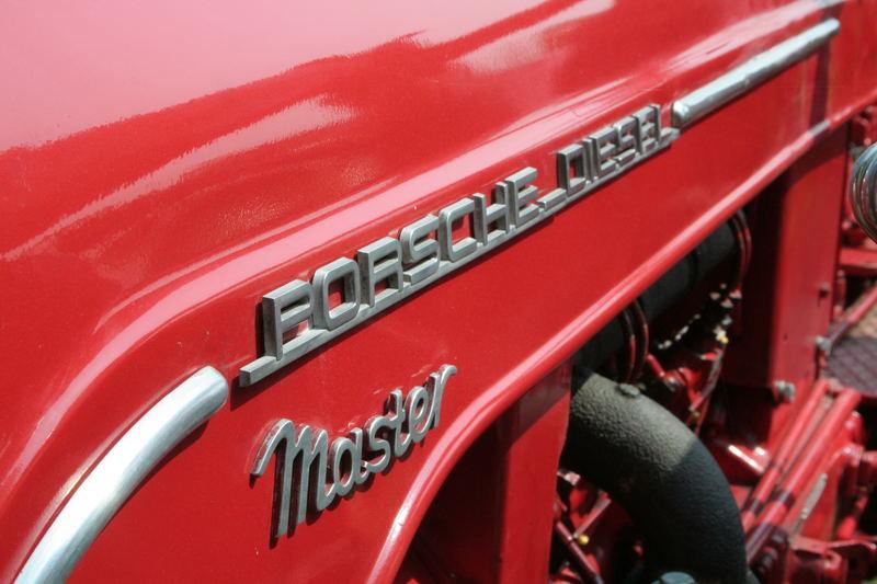 Die gute alte Zeit: Der Porsche Diesel