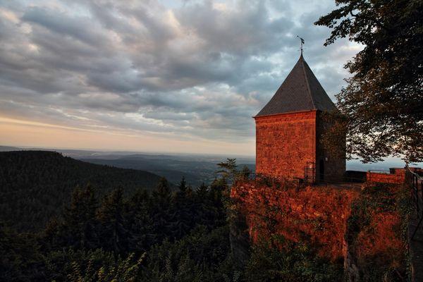 Die hängende Kapelle