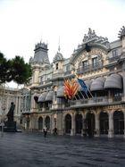 Die Hafenverwaltung von Barcelona