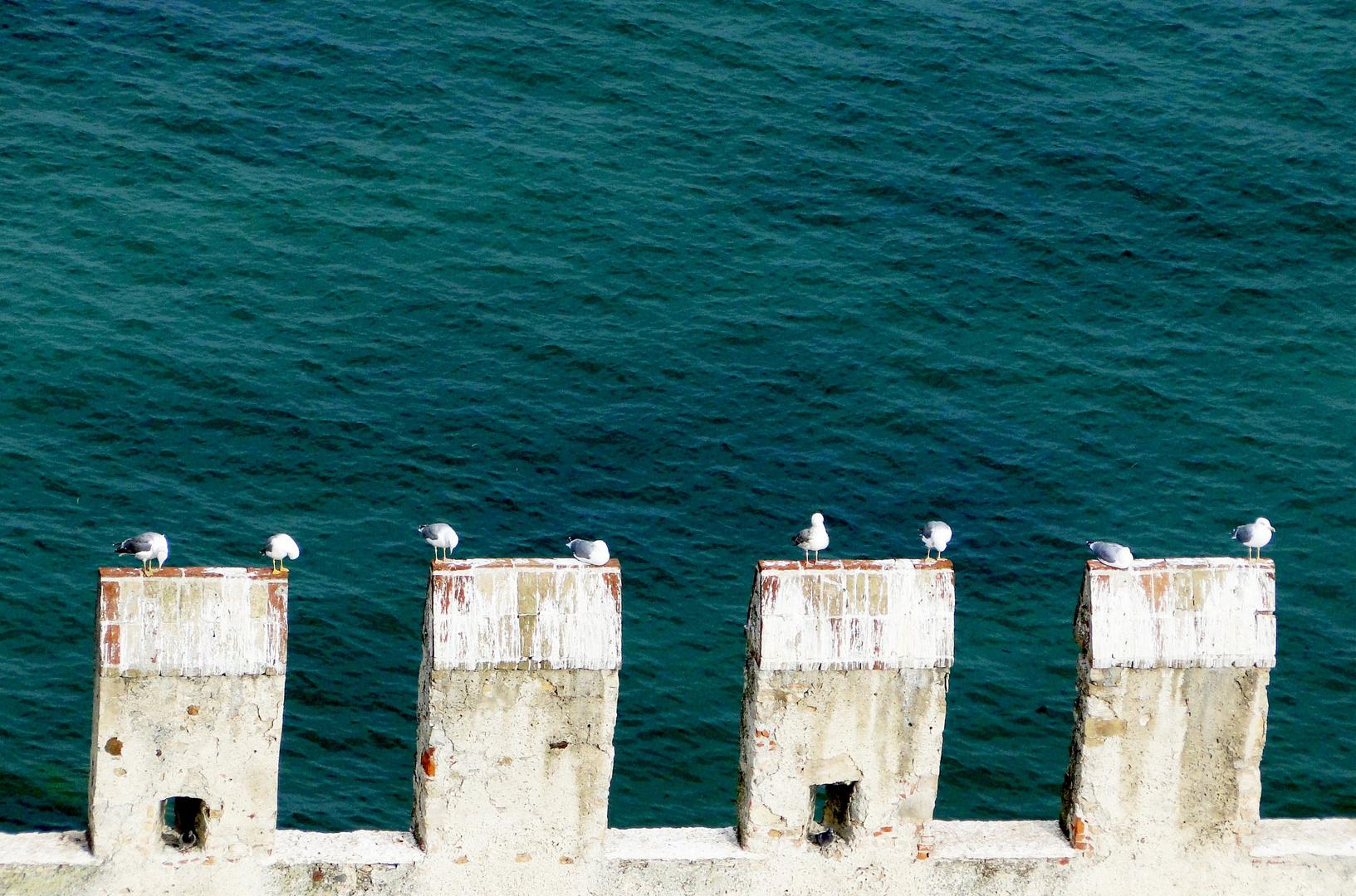 Die Hafenwächter