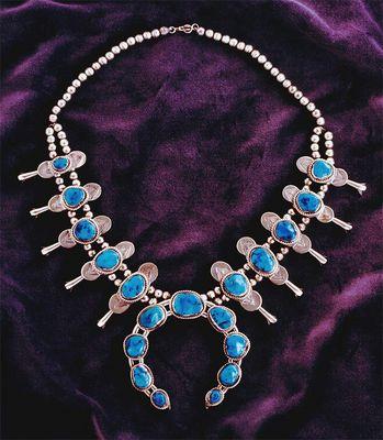 Die Halsketten