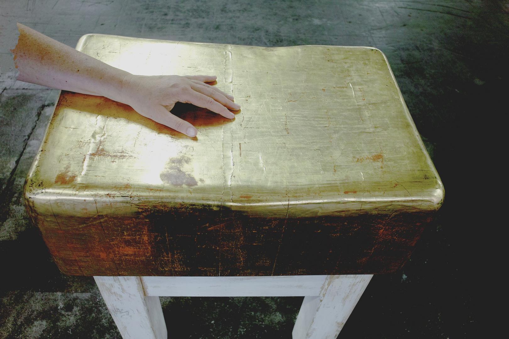 Die Hand der Judith Ganz